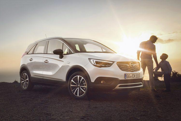 2017 Opel Crossland