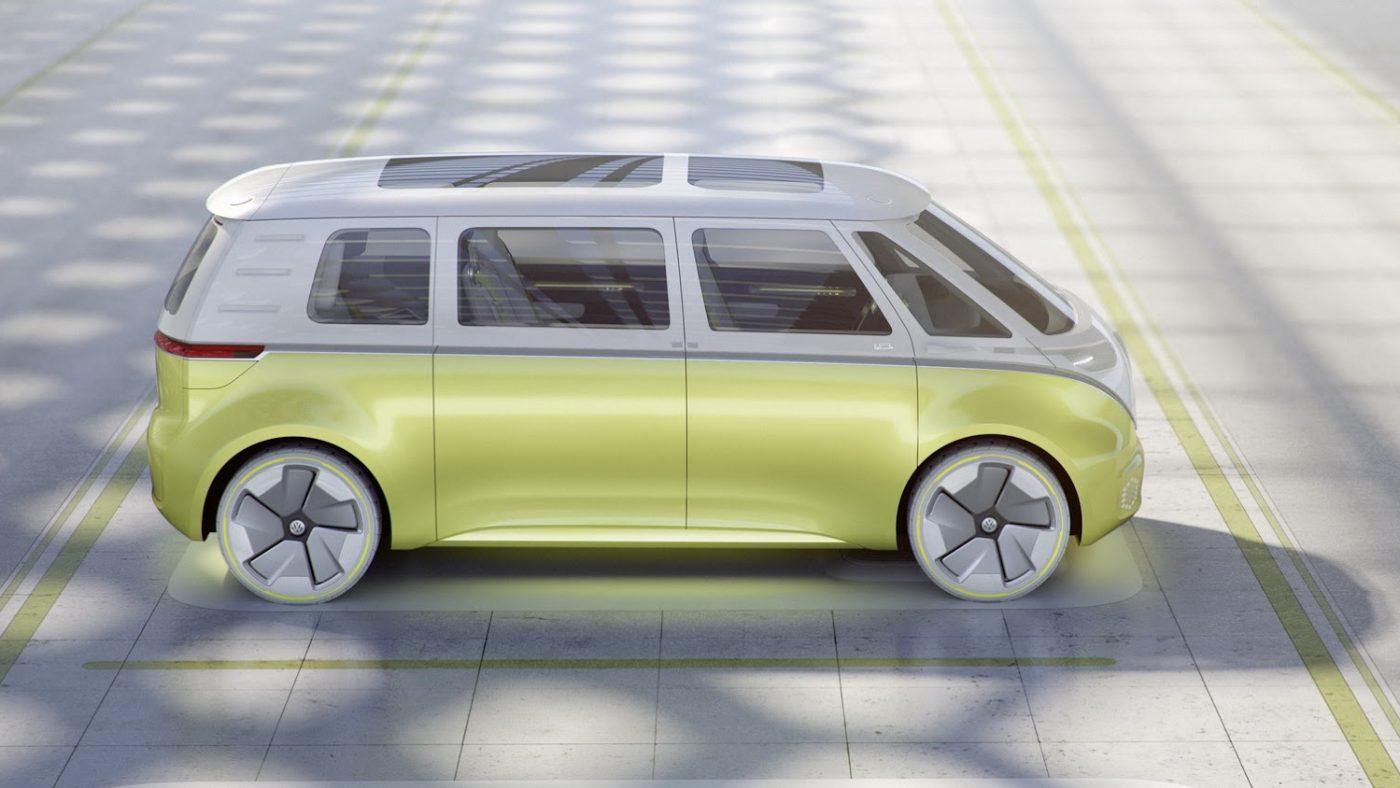 Volkswagen ID Buzz perfil