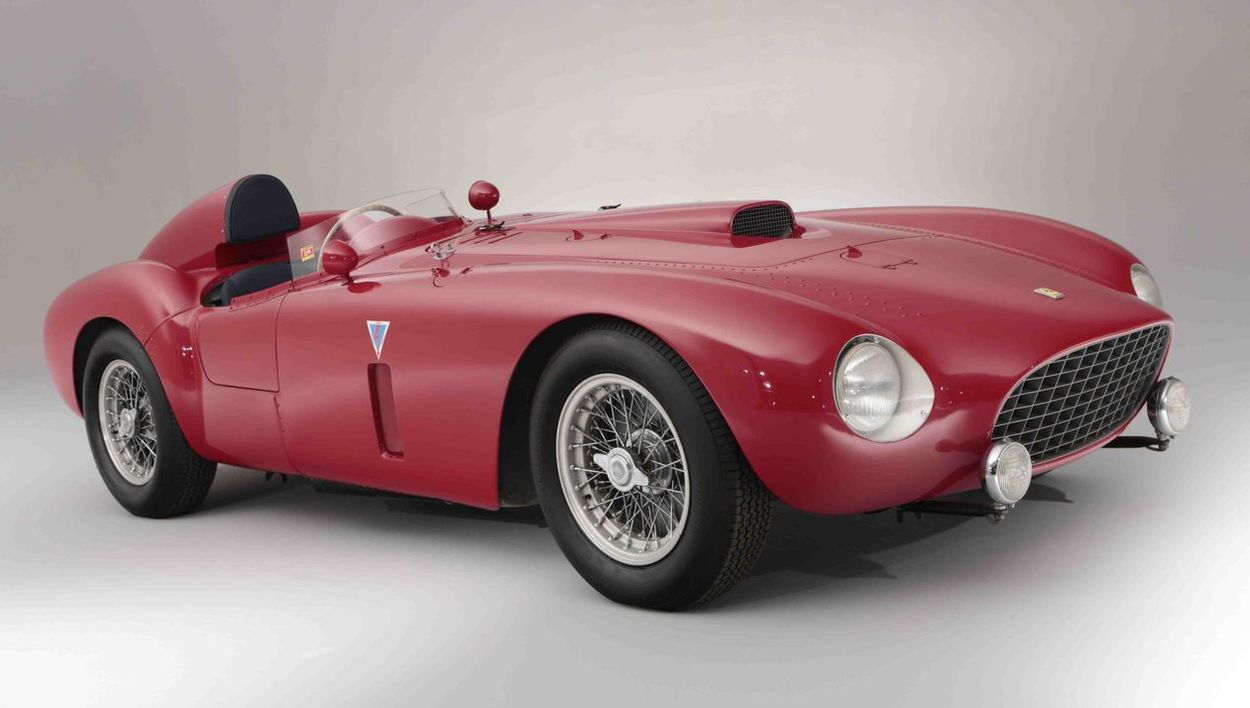1954 Ferrari 375 Plus Spider Competizion