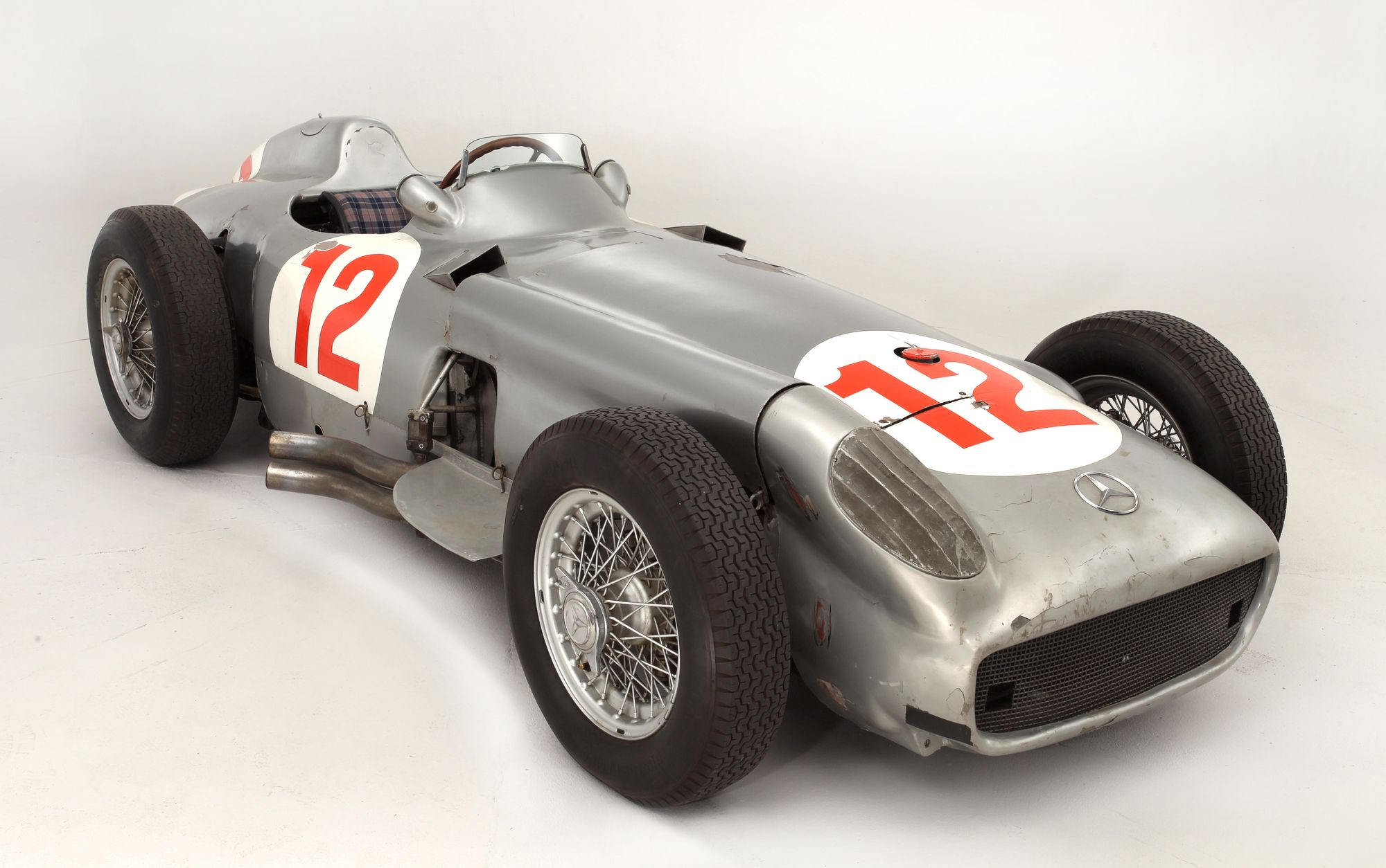 1954 Mercedes W196 record breaker