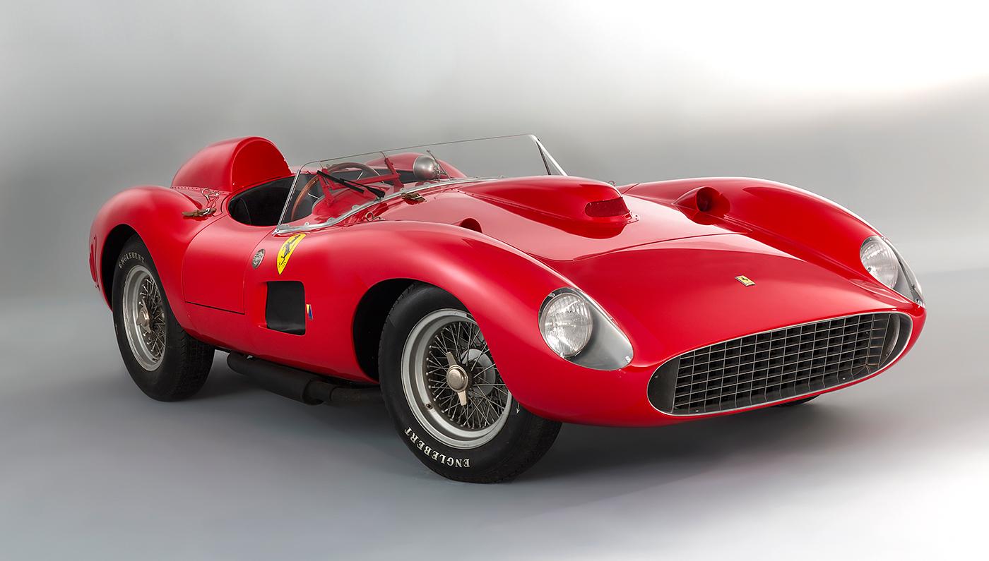 1957 Ferrari 335 S Scaglietti