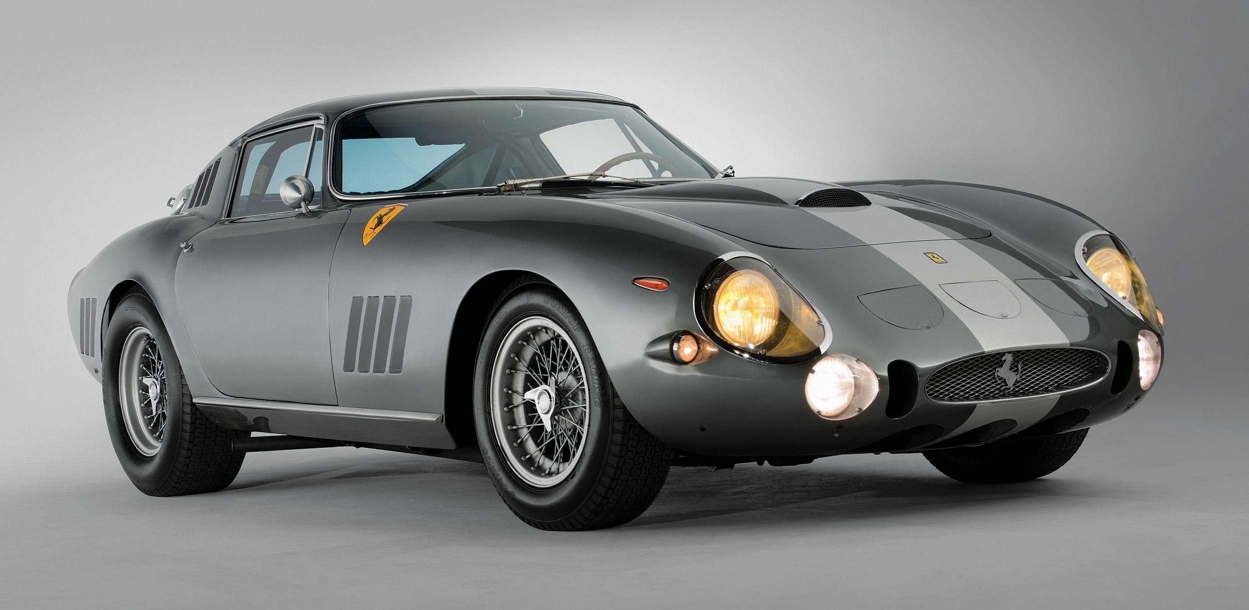 1964 Ferrari 275 GTB C Speciale por Scaglietti