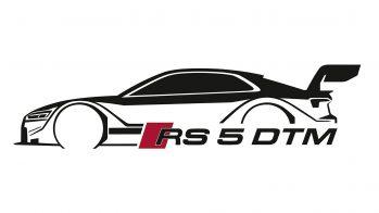 Audi RS5 DTM teaser