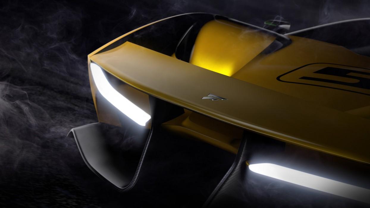 Fittipaldi EF7 Vision Gran Turismo teaser 1