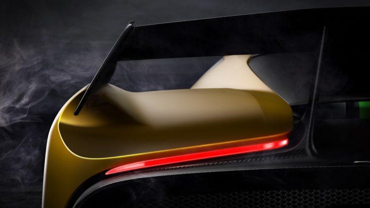 Fittipaldi EF7 Vision Gran Turismo teaser 2