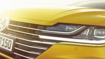 Teaser Volkswagen - teaser frente