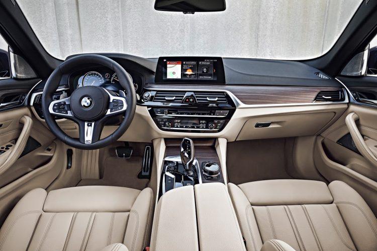 BMW Série 5 Touring (G31) interior