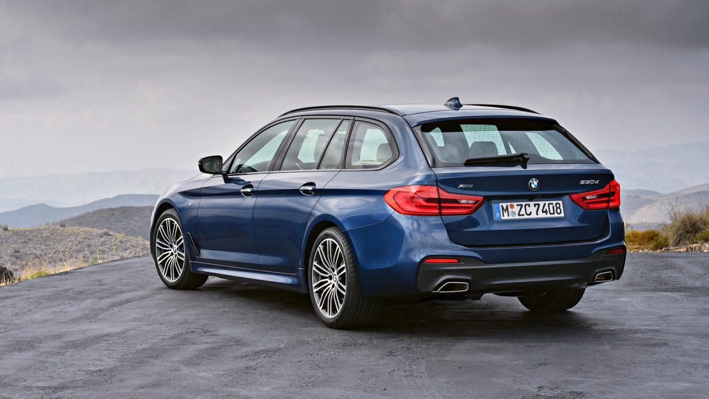 2017 BMW Série 5 Touring G31