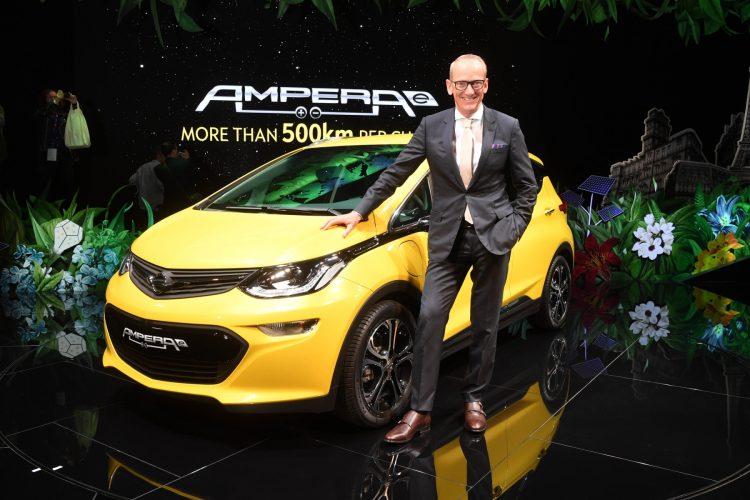 CEO Opel, Karl Thomas Neumann