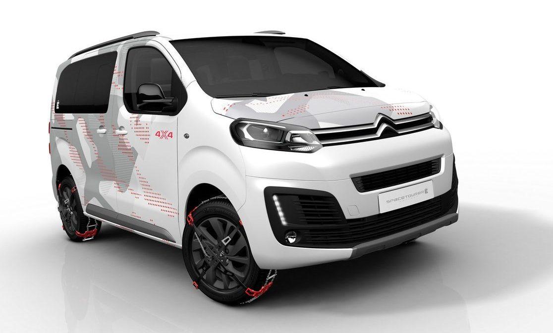 Citroën SpaceTourer 4x4 Ë Concept (1)