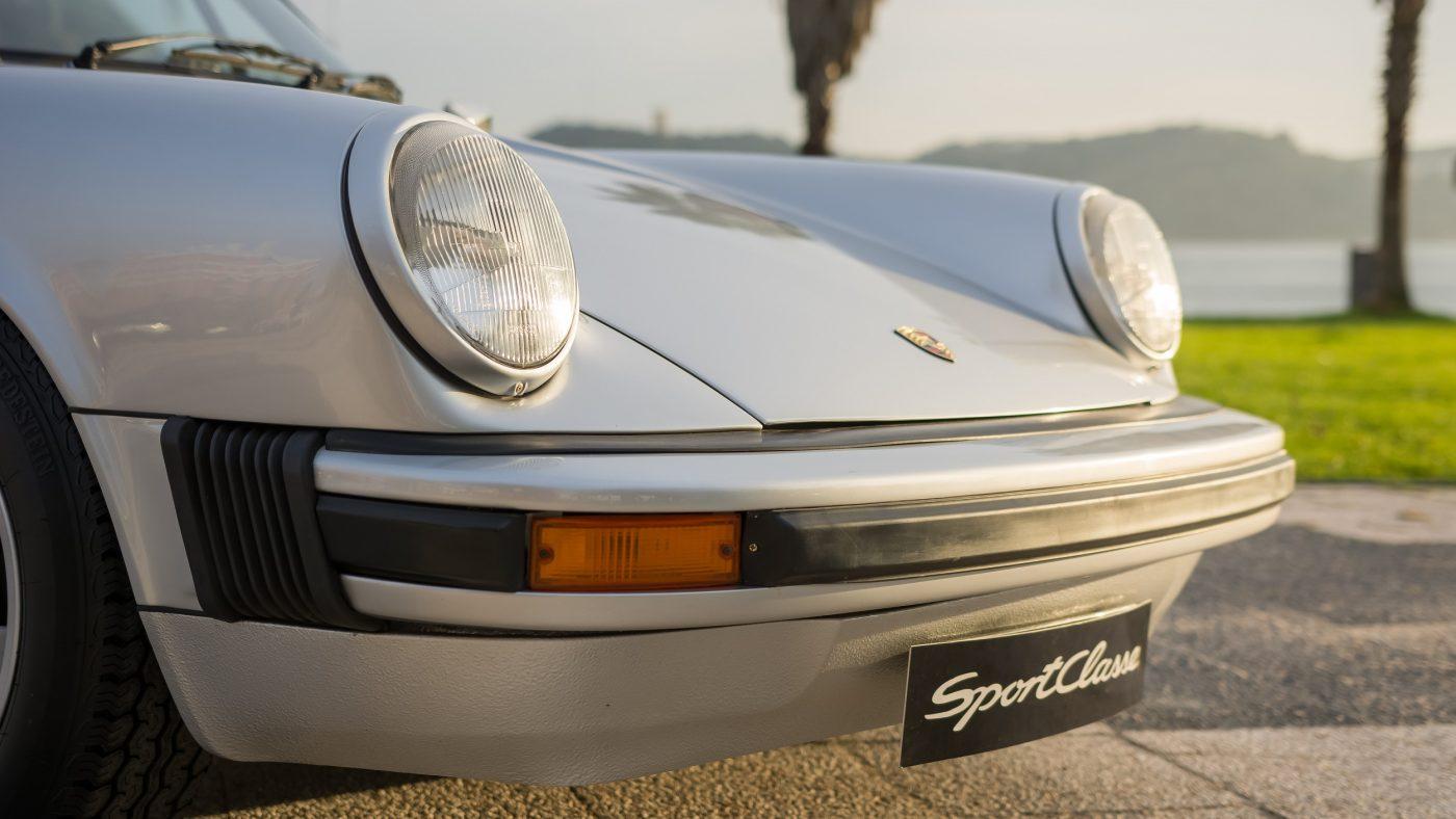 Porsche 911 S 2.7 Sportclasse