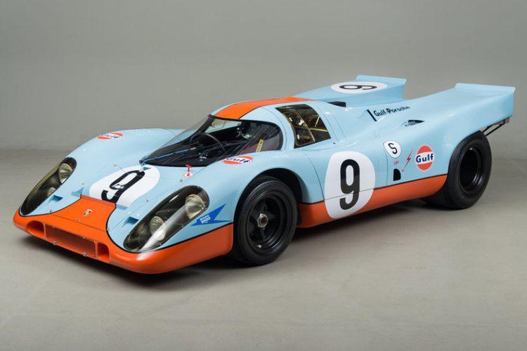Porsche 917K 004 frente 3/4