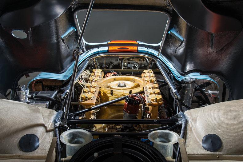 Porsche 917K motor