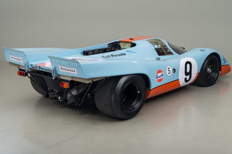 Porsche 917K - traseira 3/4