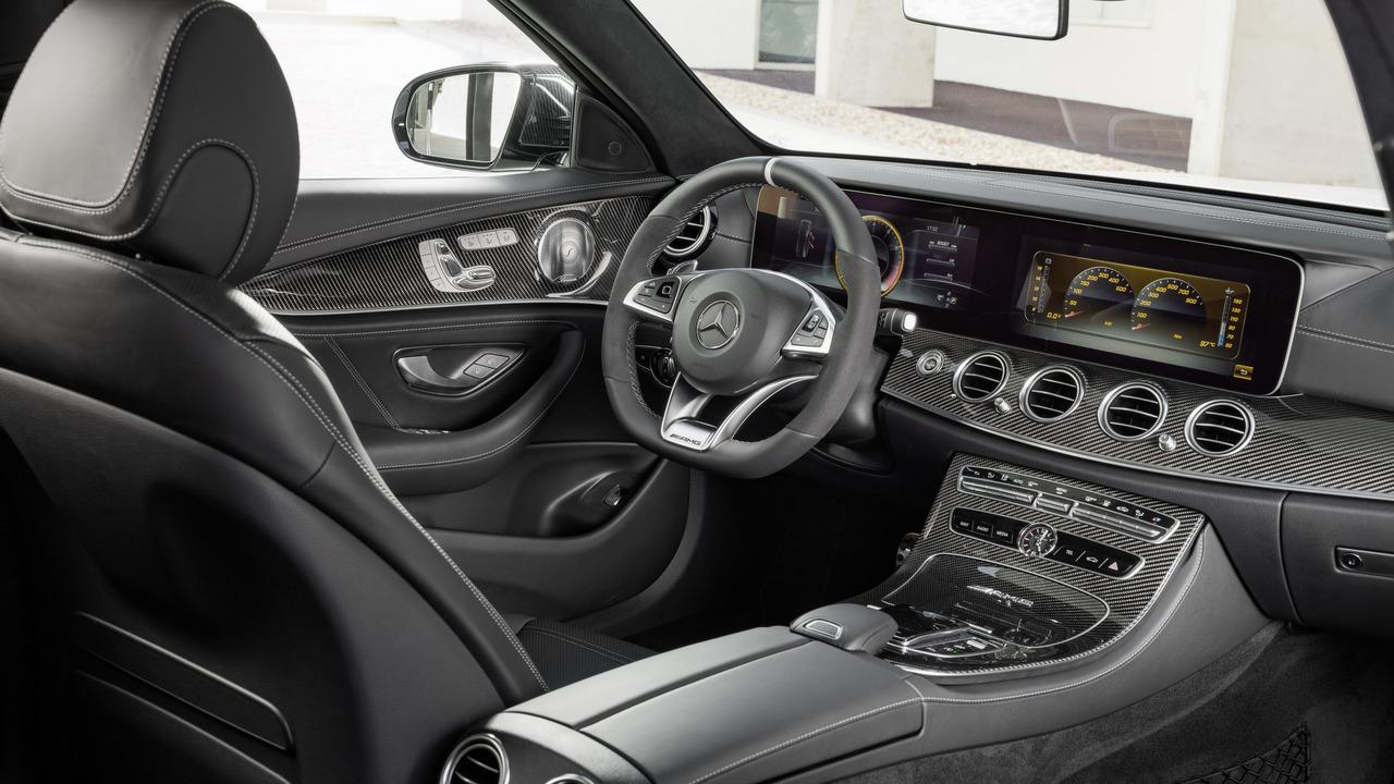 Mercedes-AMG E63 S 4Matic+ Station