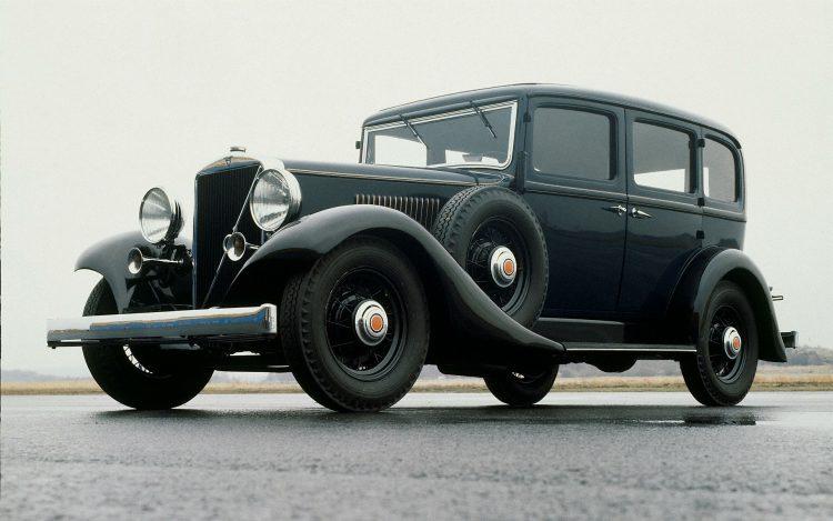 1933 Volvo PV654