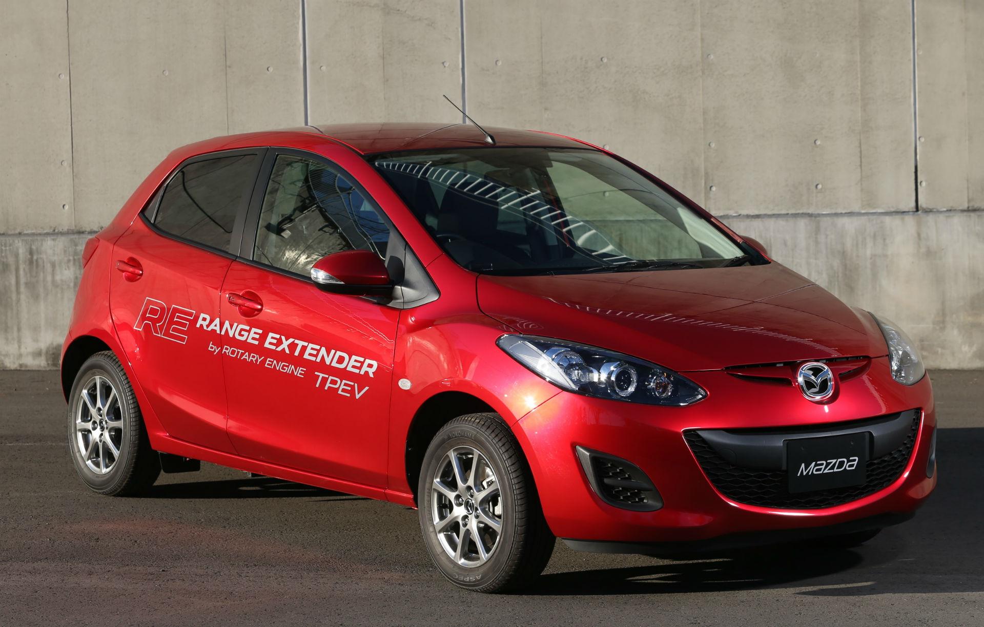2013 Mazda2 EV com Range Extender