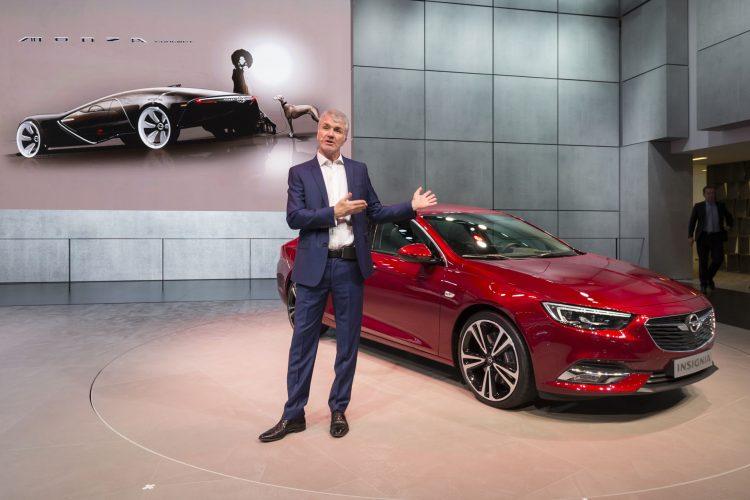 2017 Opel Insignia Grand Sport em Genebra