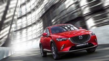 2017 Mazda CX-3 - frente