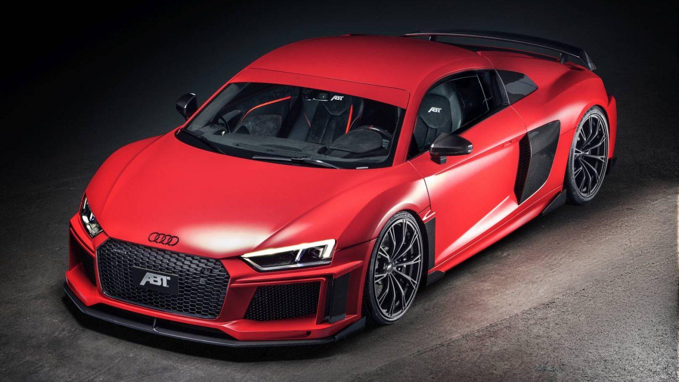 Audi R8 ABT Geneva 2017