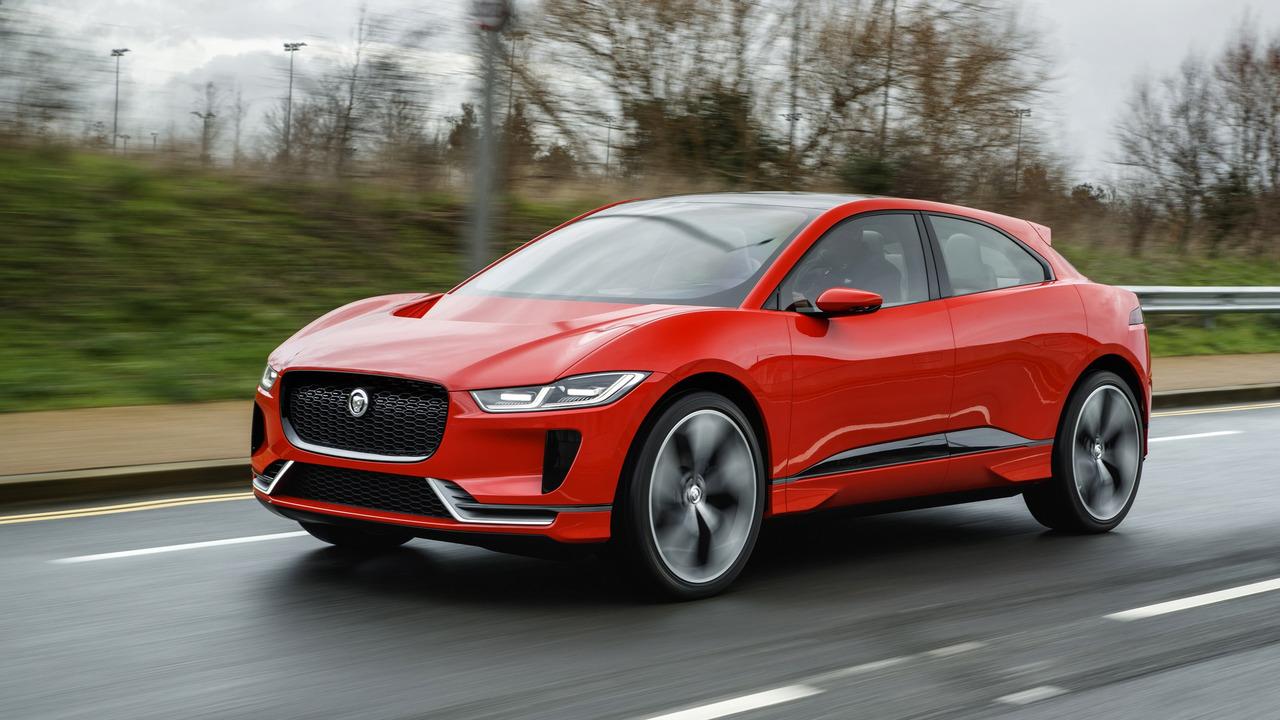 2017 Jaguar I-Pace