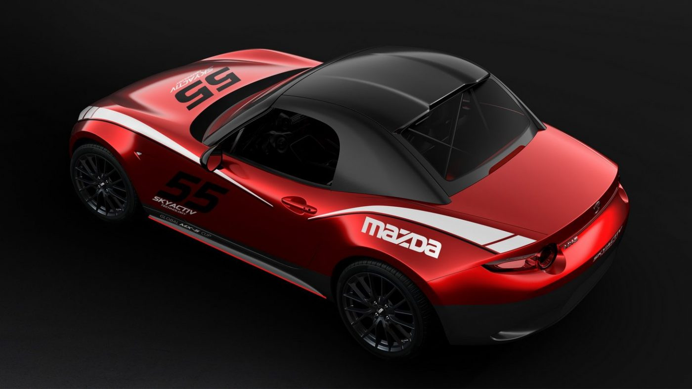 2017 Mazda MX 5 Cup Hardtop
