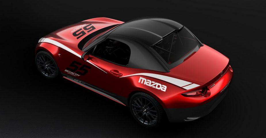2017 Mazda MX-5 Cup Hardtop