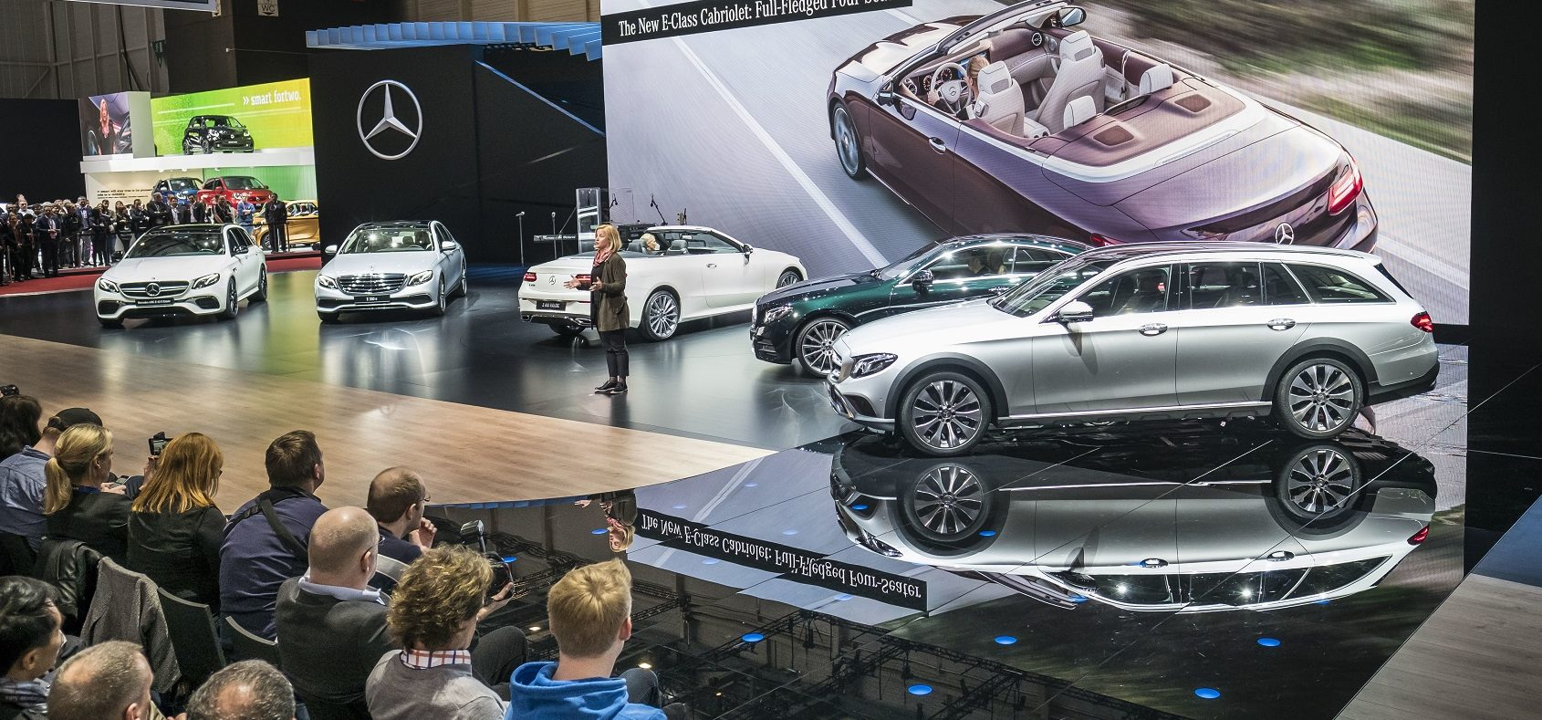 Mercedes-Benz Classe E - foto de família
