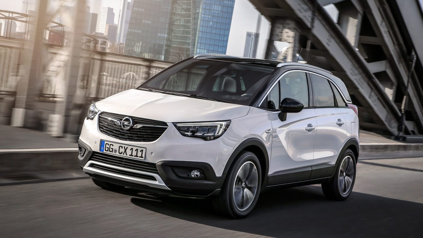 opel crossland x j tem pre os para portugal. Black Bedroom Furniture Sets. Home Design Ideas