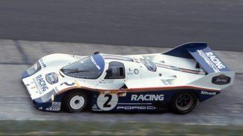 Porsche 956 Nordschleife
