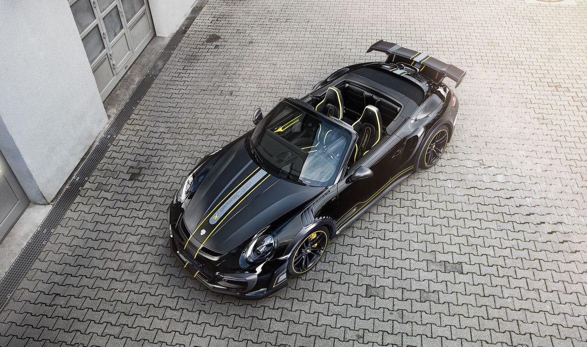 2017 Techart Porsche 911 Turbo