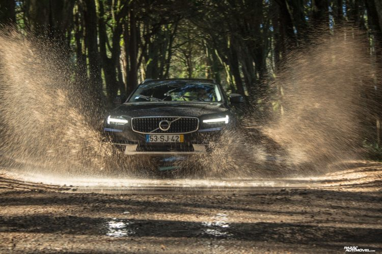 2017 Volvo V90 Cross Country - vendas