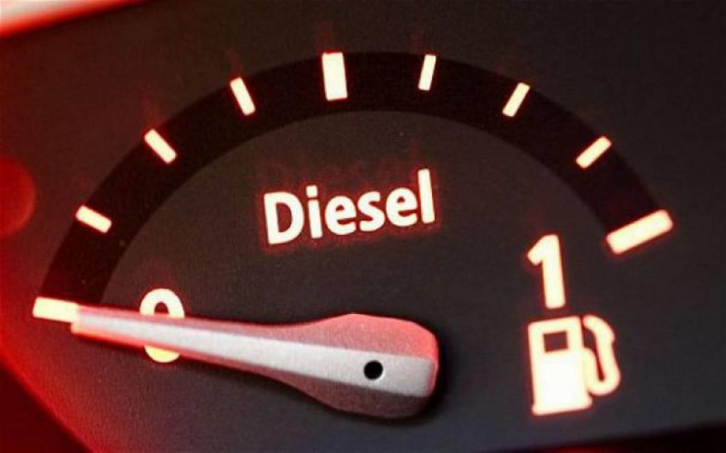 Diesel vazio