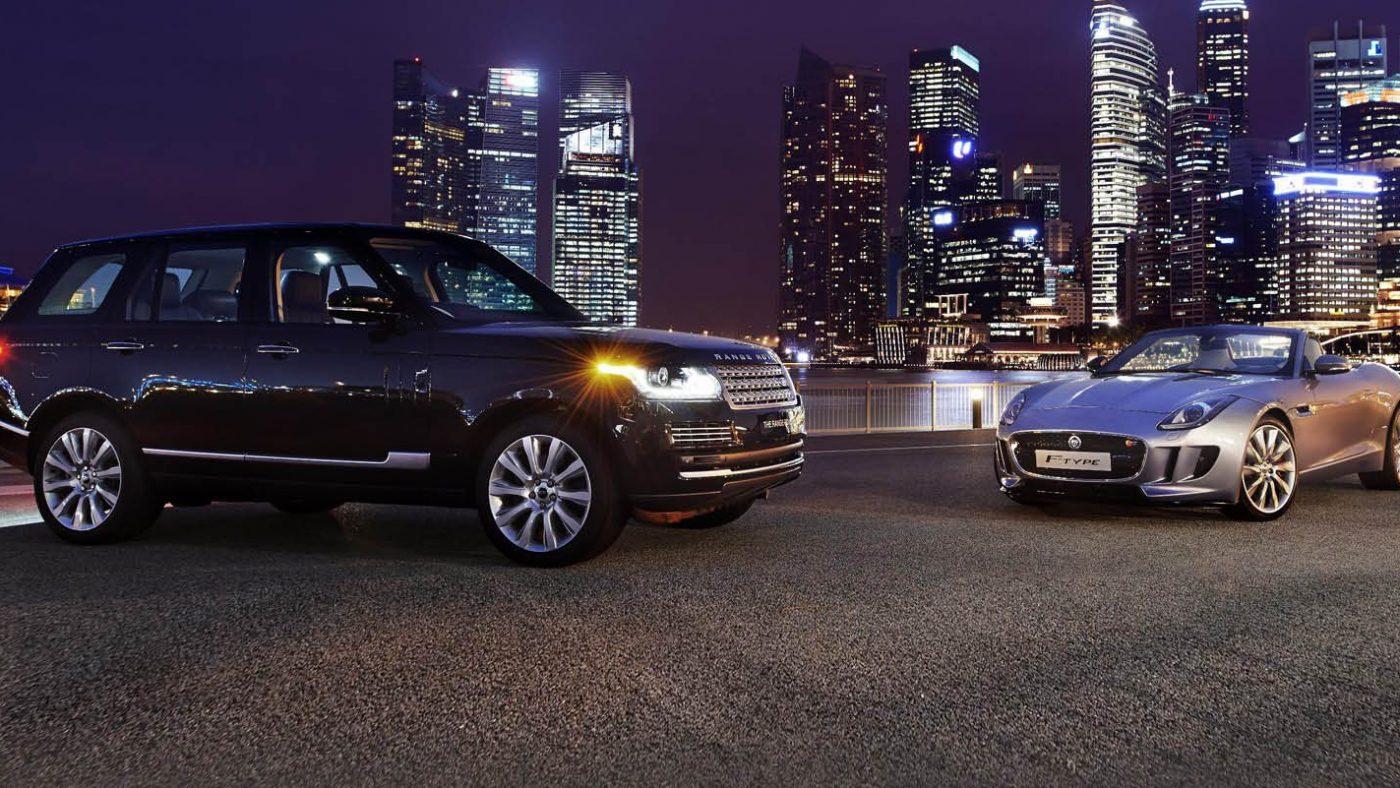 O Que é Que A Jaguar Land Rover Está A Preparar?