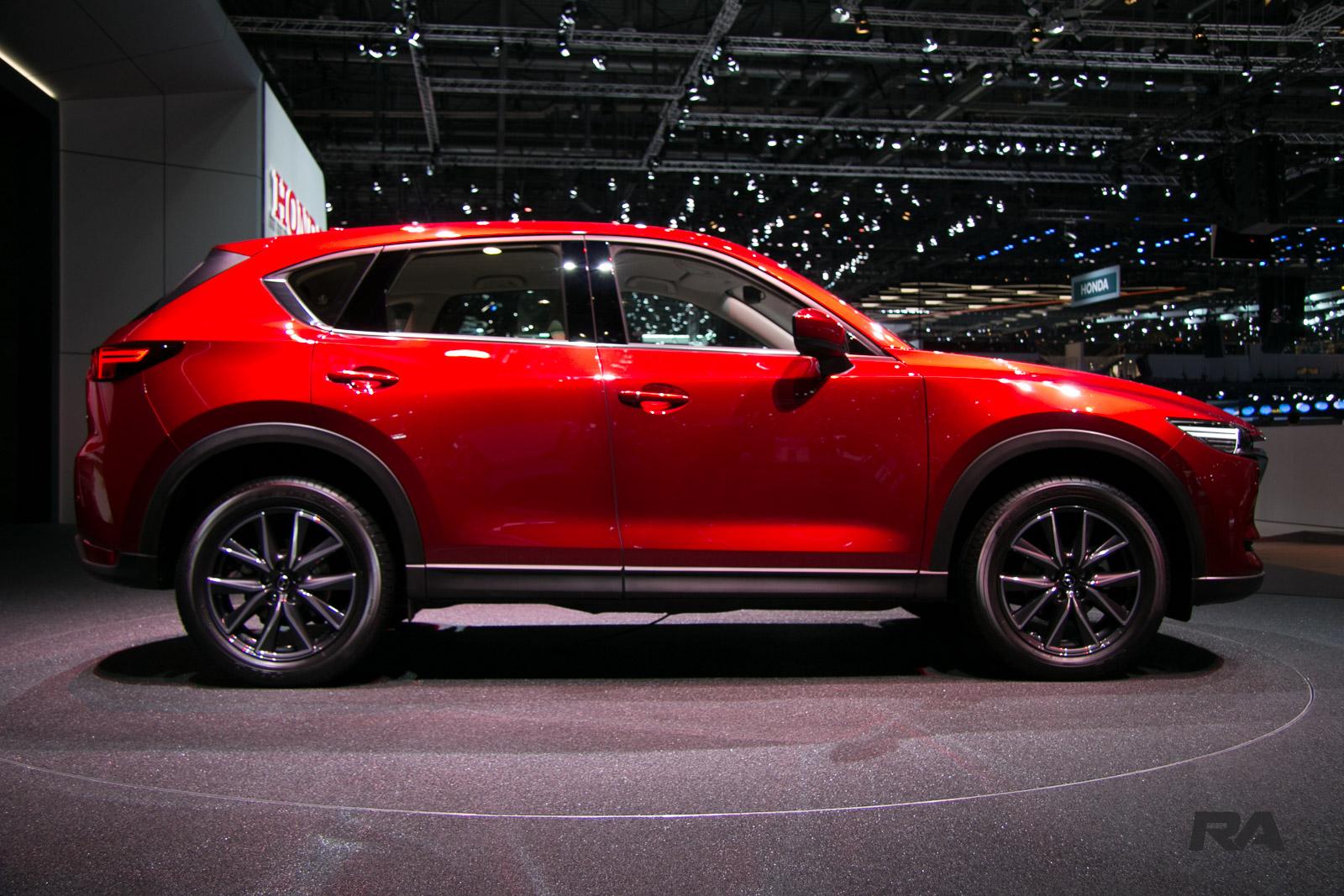 Novo Mazda Cx 5 A Evolucao De Um Campeao De Vendas