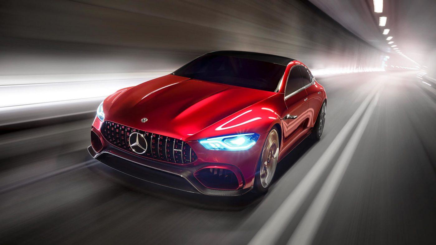 Mercedes-AMG GT Concept
