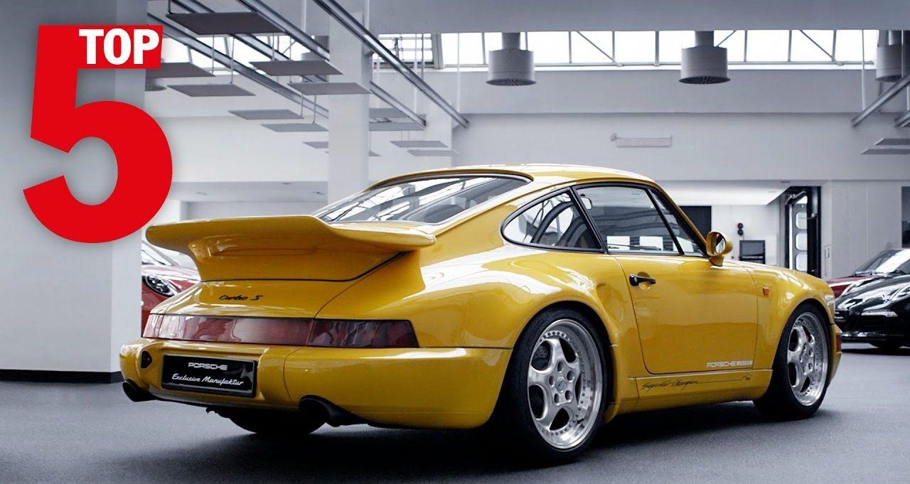 Top 5 - Porsche Exclusive