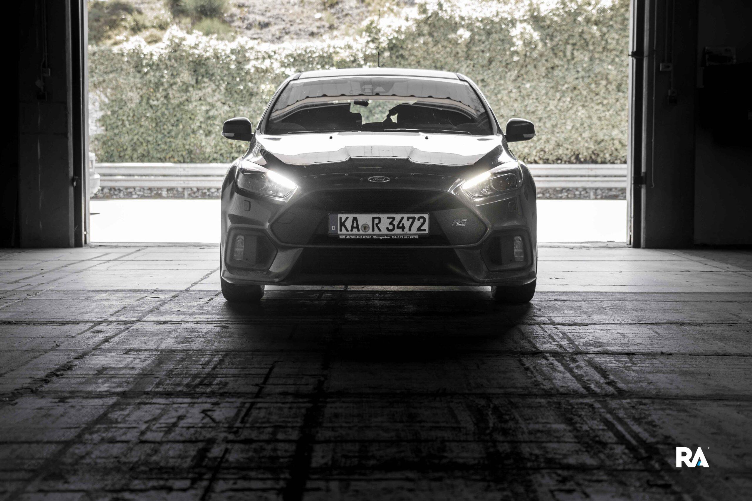 Ford Focus RS — O futuro dos recce da M-Sport.