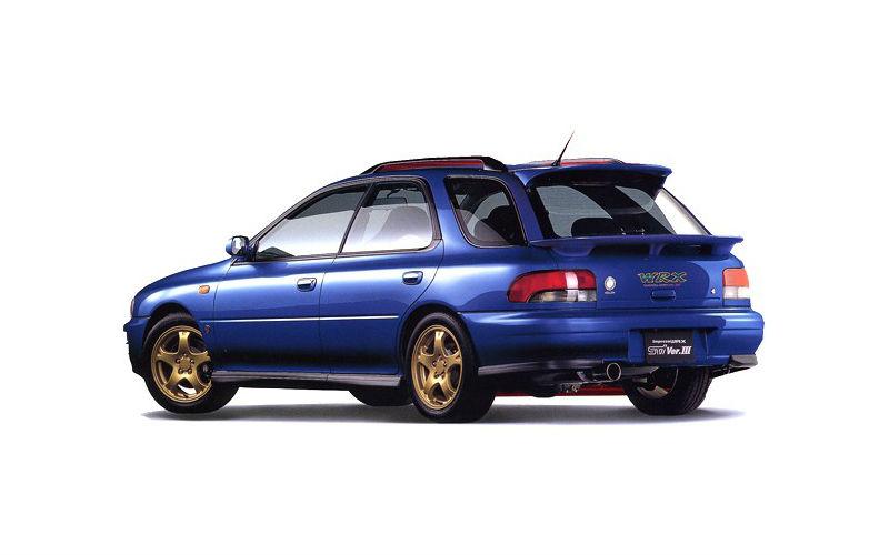 1997 Subaru Impreza WRX STi