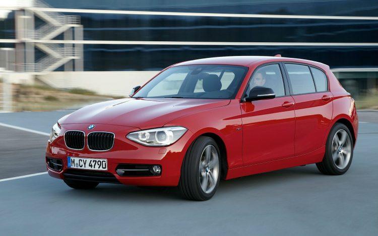 2011 BMW Série 1 (F20)
