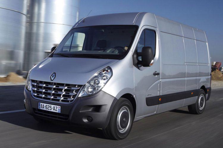 2011 Renault Master