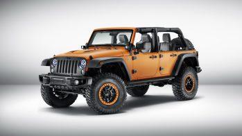 2016 Mopar Jeep Wrangler Sunriser