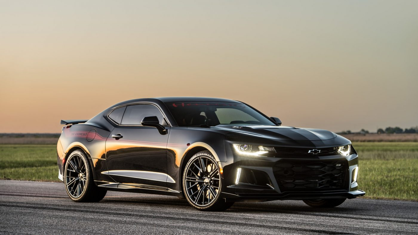 "Chevrolet Camaro ZL1 ""The Exorcist"""