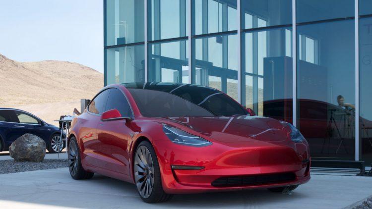 Tesla Model 3 Gigafactory
