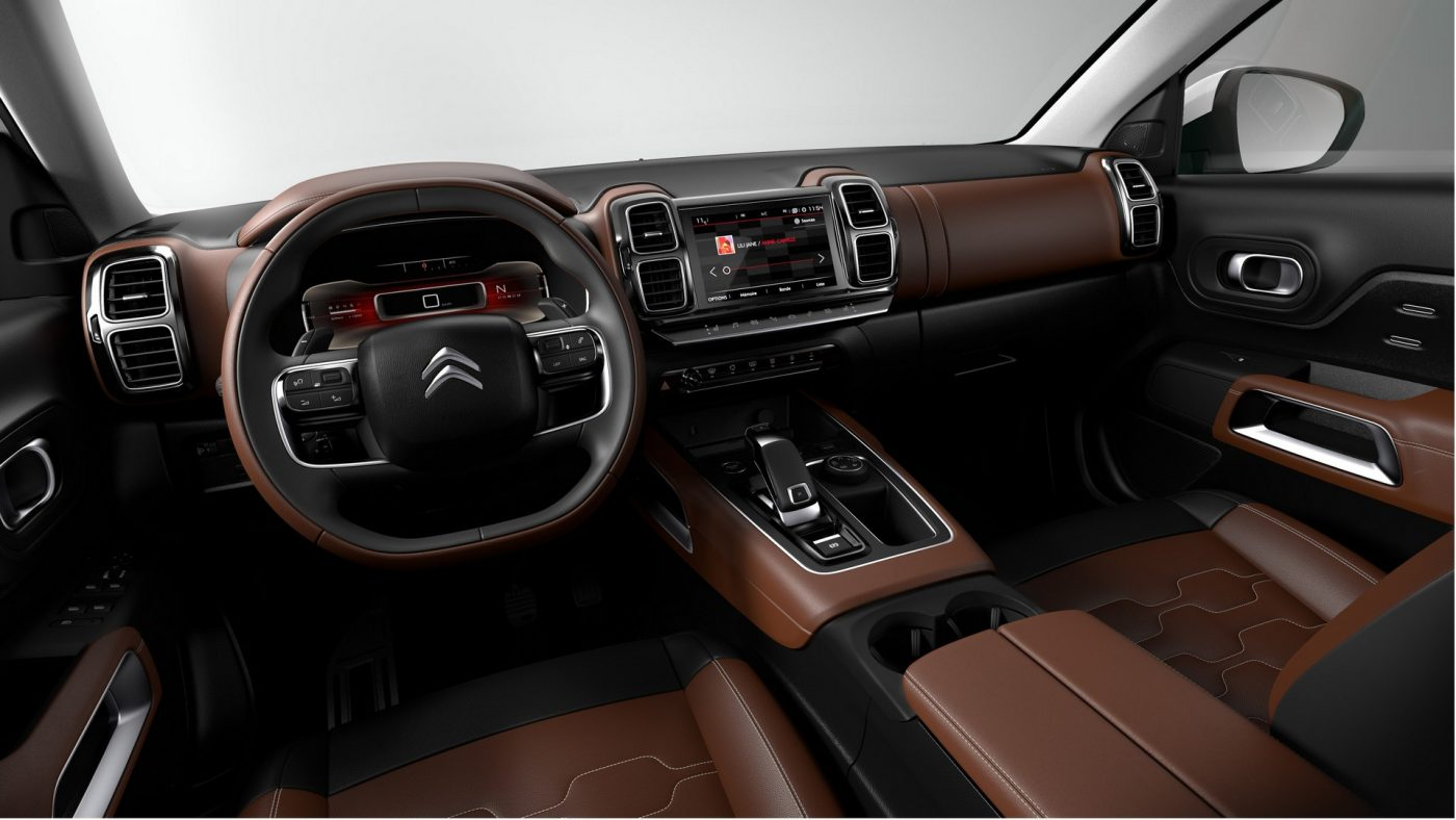 2017 Citroën C5 Aircross