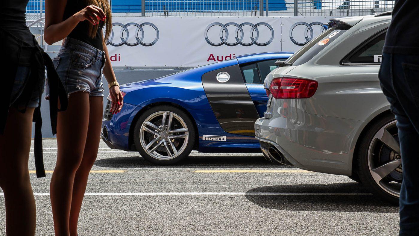 Audi Quattro Experience Estoril