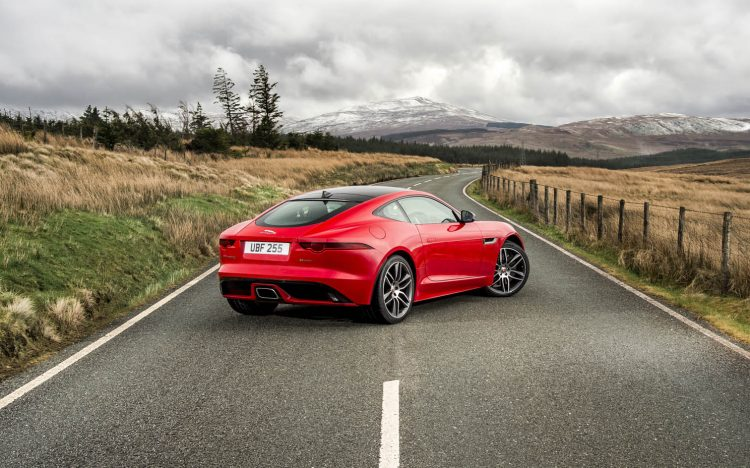 2017 Jaguar F-TYPE 4 cilindros