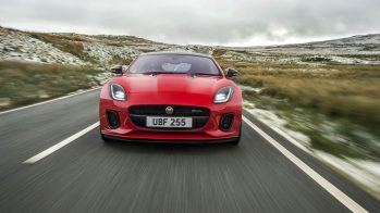 2017 Jaguar F-TYPE - 4 cilindros