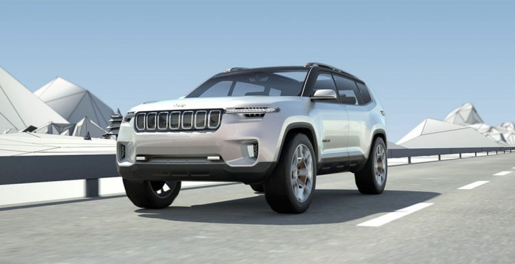 2017 Jeep Yuntu