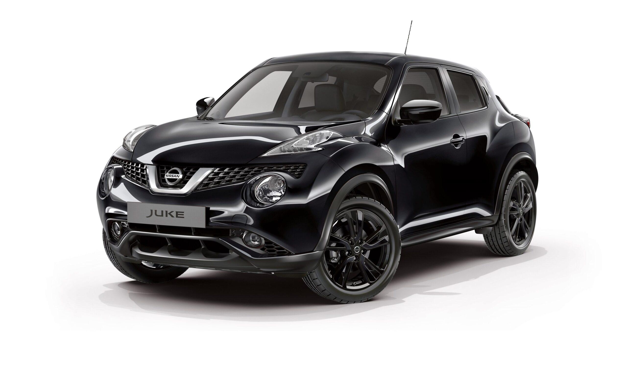 Depois Do Qashqai Eis O Novo Nissan Juke Black Edition